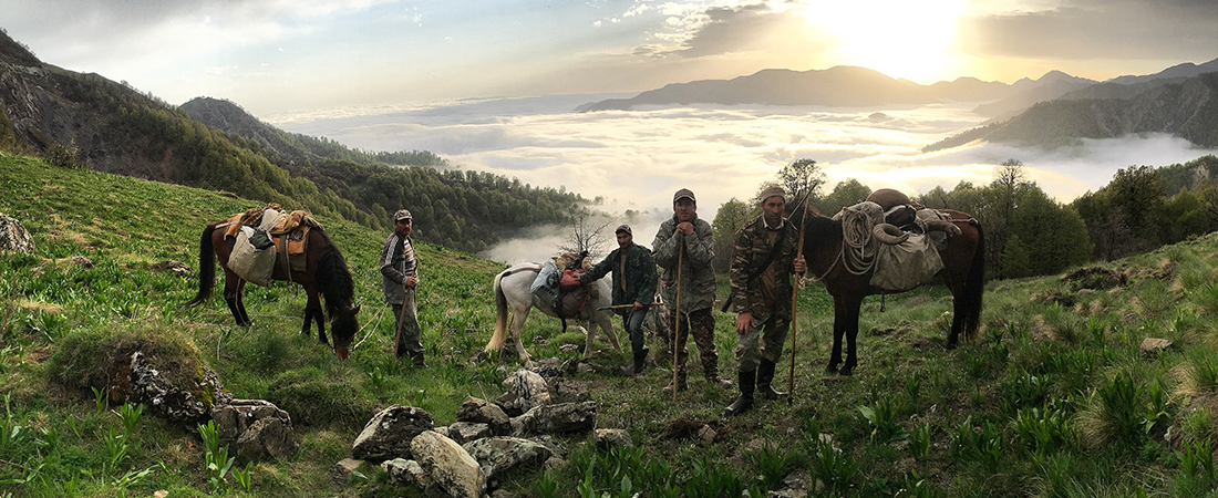 Global Pursuit - Hunts in Azerbaijan